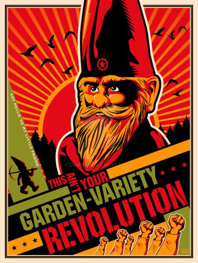 Garden Variety Revolution by DomNX