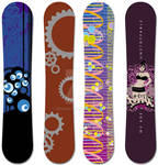 Snowboards-XY