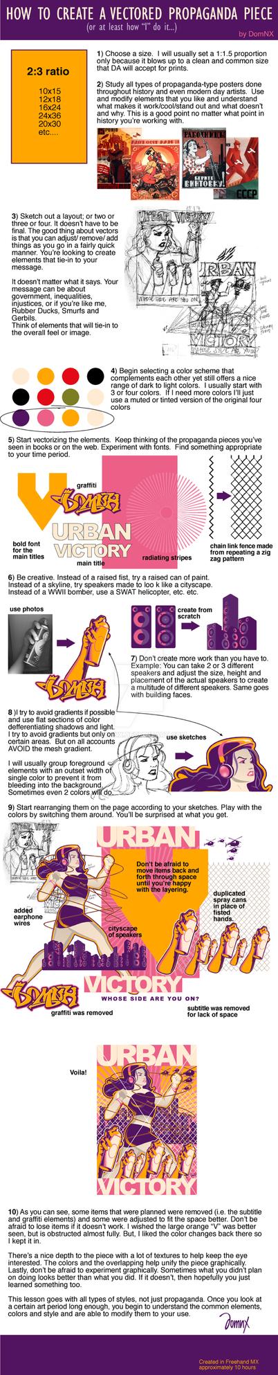 Urban Propaganda How-To by DomNX