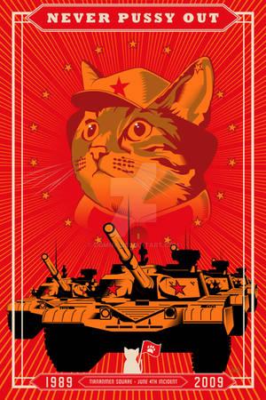Against Chairman Meow