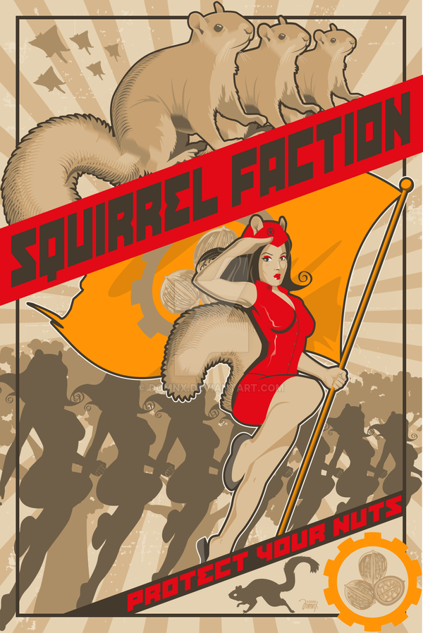 Squirrel Faction