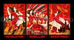 Revolution Triptych