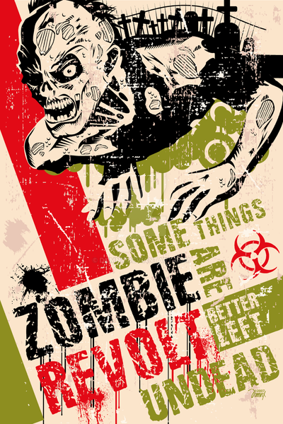 Revolting Zombies by DomNX