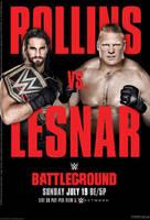 WWE Battleground 2015 Official Poster by Jahar145