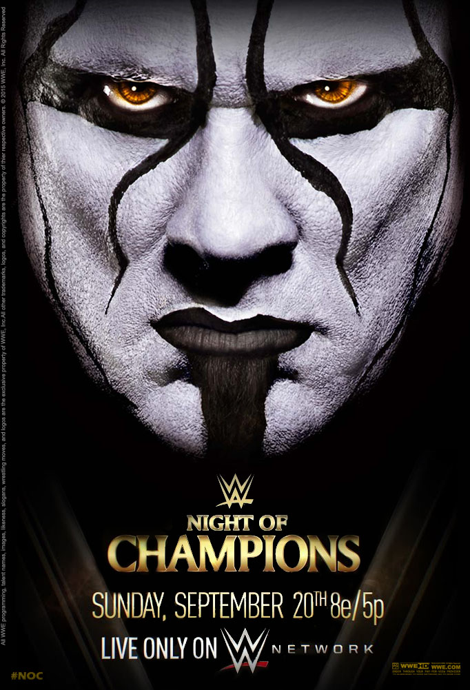 WWE Night of Champions 2015 Free Download