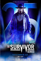 WWE Survivor Series 2015 Official Poster by Jahar145