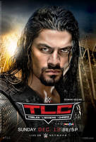 WWE TLC 2015 Official Poster by Jahar145