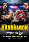 WWE Roadblock 2016 Official Poster