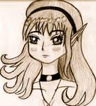 random elf sketch ,reuploaded