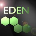 EDEN logo, avatar size