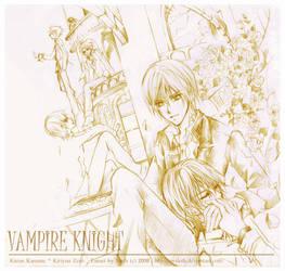 Vampire Knight : Night 002 by mrsloth