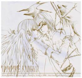 Vampire Knight : Night 009 by mrsloth
