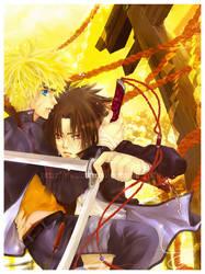 Naruto : Incandescence by mrsloth