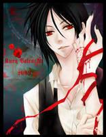 Kuroshitsuji : Kuro Valentine by mrsloth