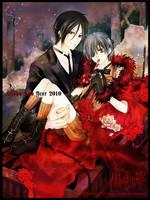 Kuroshitsuji : HNY 2010