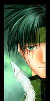 Saiyuki : Hakkai Cho by mrsloth
