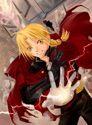 FMA : Uncomplete old work by mrsloth