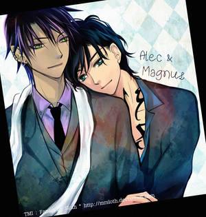 TMI : Alec and Magnus 003