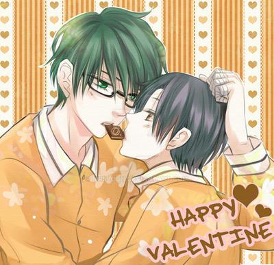 Belated Happy Valentine by mrsloth