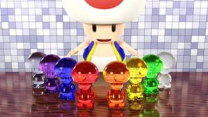 Gummy Minions by picano