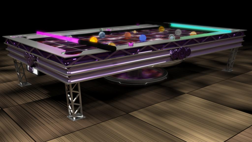 Solar Billiards by picano