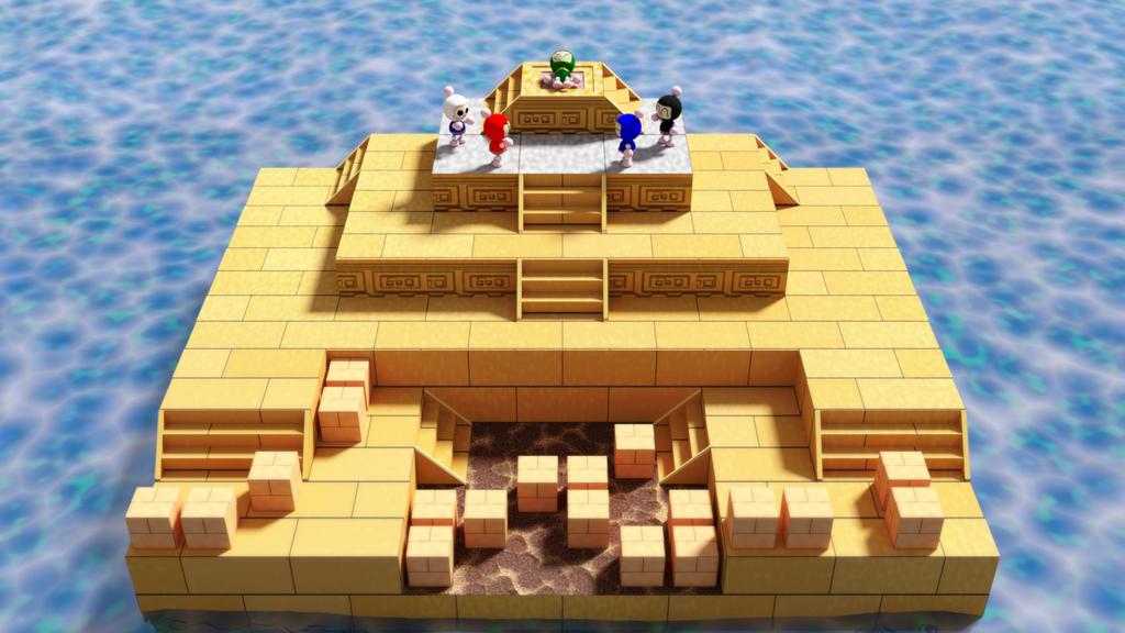 Pyramid by picano