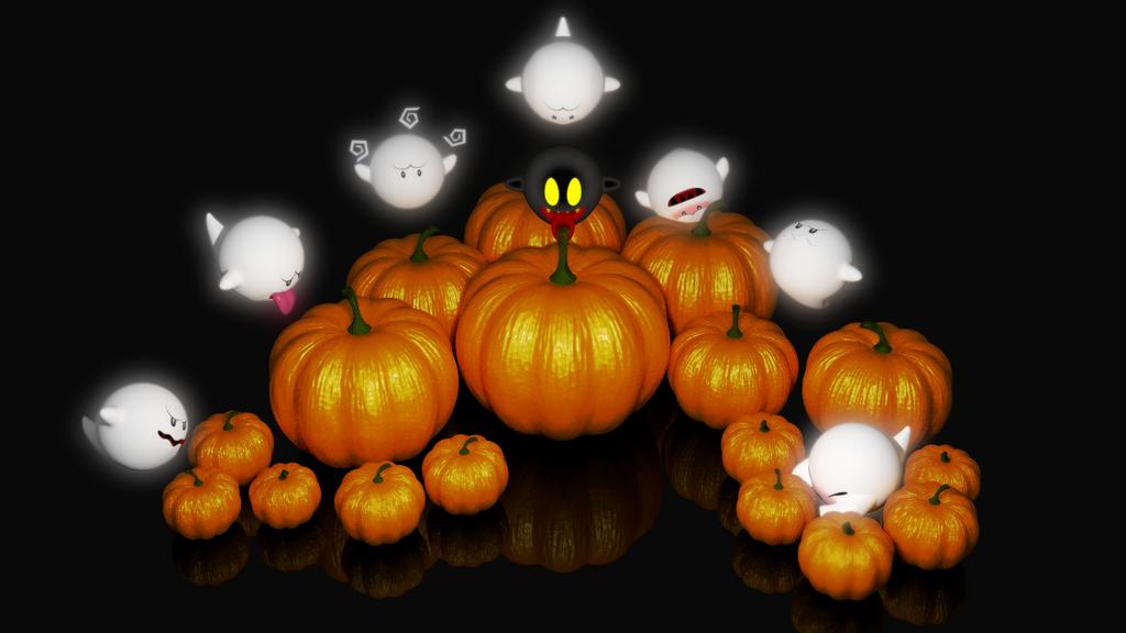 Pumpkins by picano