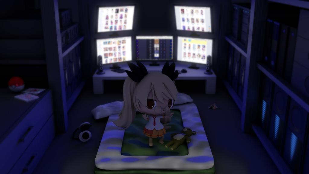 Retoree's Room by picano
