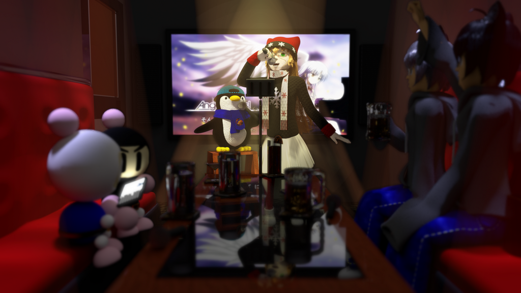 Karaoke by picano