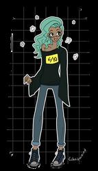 Willow (full body) by EchoIsWeird