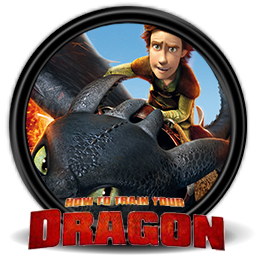 How To Train Your Dragon Icon By Acenator On Deviantart