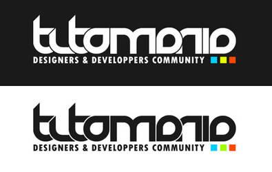 Tutomania Logotype by nam0