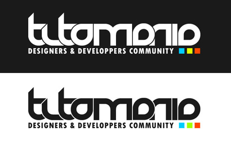 Tutomania Logotype by nam0