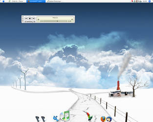 My Desktop by nam0