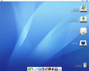 Actual Desktop by nam0