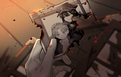 honnouji by INstockee