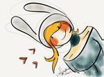 Fionna in love- Adventure Time