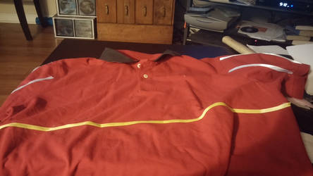 the devil is a Part timer MgRonalds work shirt