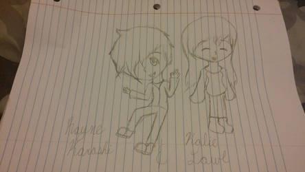 Rayne and Kalie