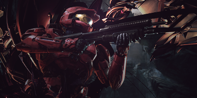Halo Red by doomfire