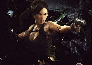 Tomb Raider by doomfire