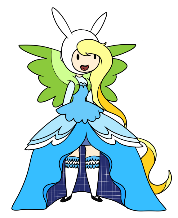 Fionna by skatergirl8888