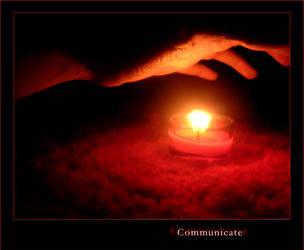 Communicate by Amethyst-Raining