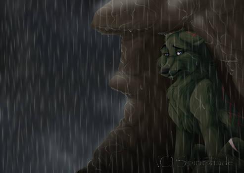 Let The Rain Fall Down...
