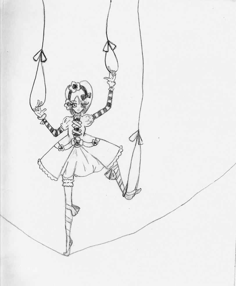 puppets on a string A marionette is a puppet controlled from above using wires or strings depending in france, during the middle ages, string puppets were often used to depict.