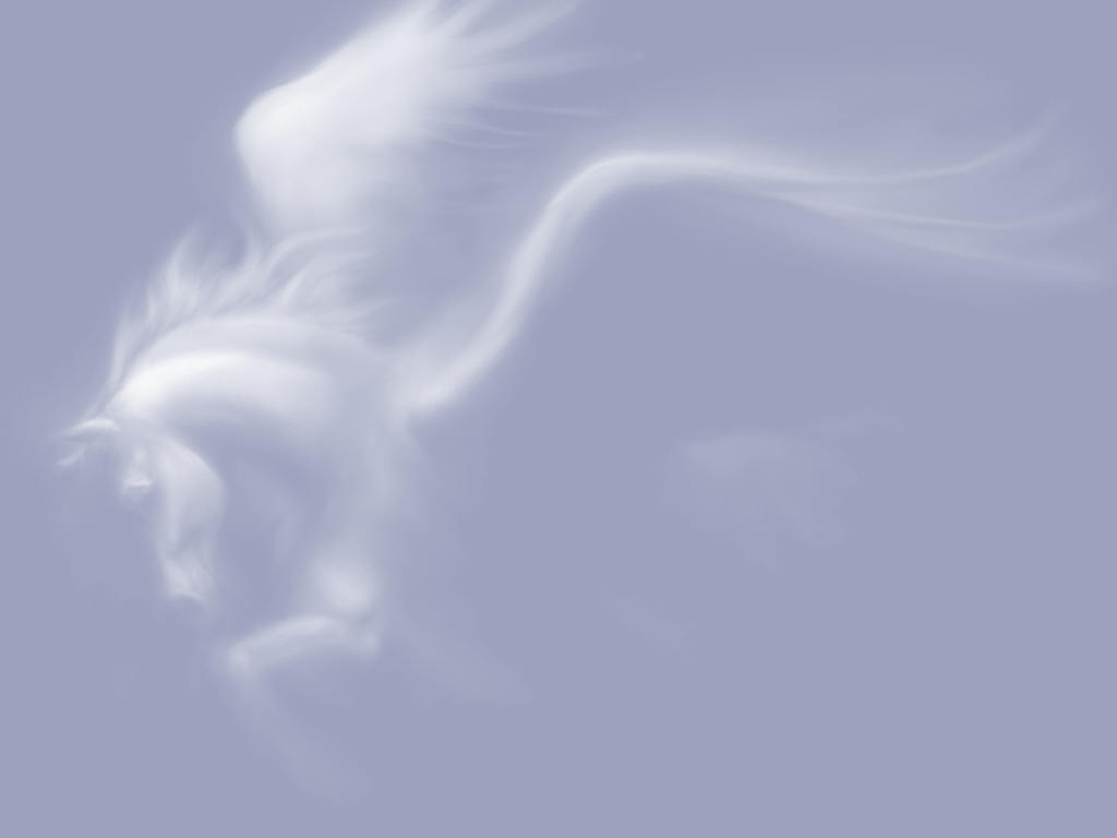 pegasus, fading - 2nd version by SMcNonnahs