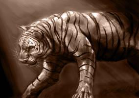 Tiger by SMcNonnahs