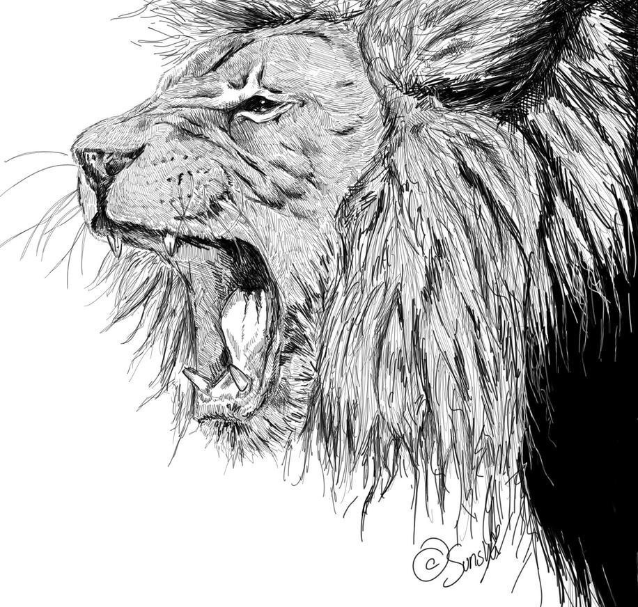Hear Me Roar! by DreamingMerchant