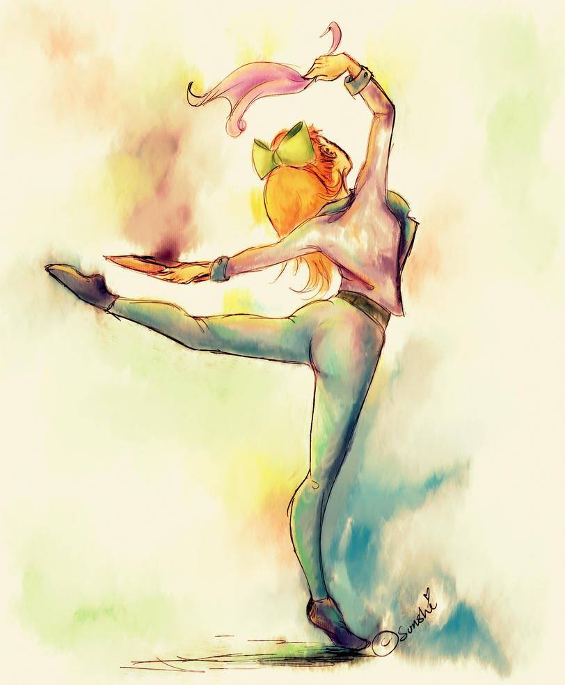 Dancer Jazz by DreamingMerchant