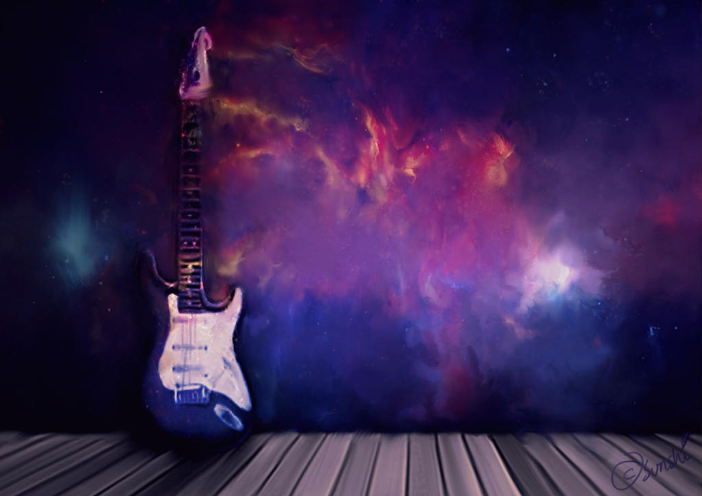 Bass in Space by DreamingMerchant